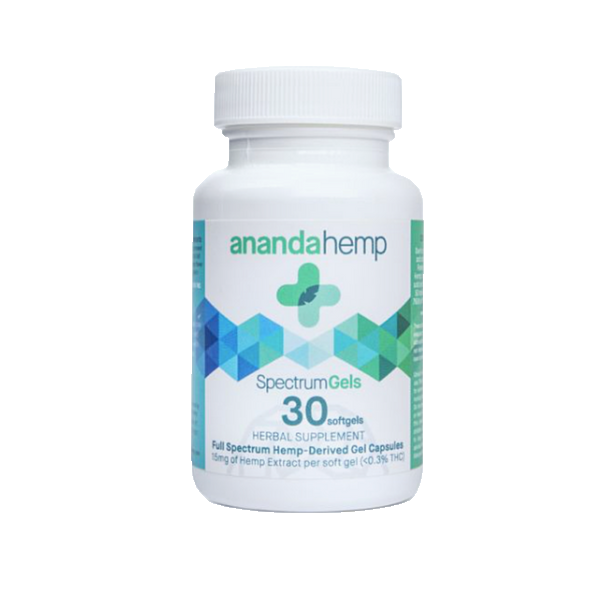 Ananda 30 softgels